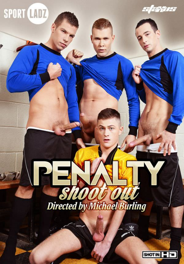 Staxus Penalty Shoot Out DVD