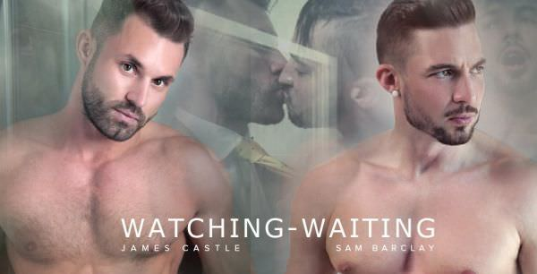 Menatplay watching waiting James Castle Sam Barclay