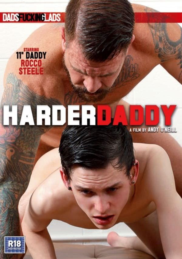 Eurocreme Harder Daddy DVD