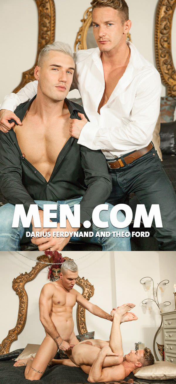 Drill My Hole Bedside Stories Part 1 Darius Ferdynand Theo Ford