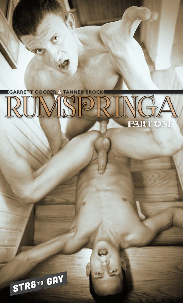 Str8toGay Rumspringa Part 1 Garrett Cooper Tanner Brock Men.com