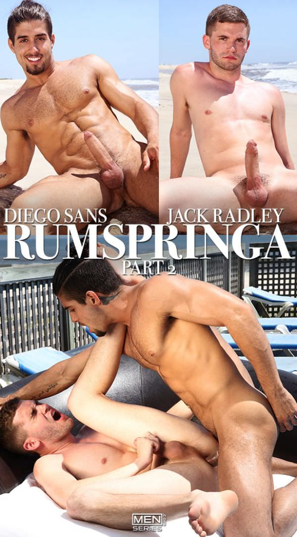 Str8-To-Gay Rumspringa Part 2 Diego Sans Jack Radley Men.com