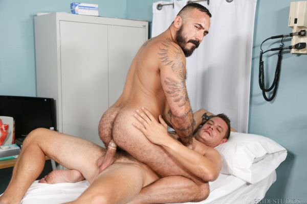 ExtraBigDicks Bedside Manner Part 1 Alessio Romero Jace Chambers