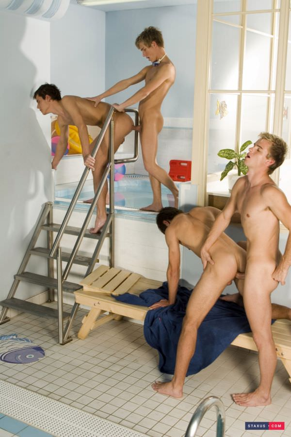 Staxus Wet Dream Scene 5 Remastered Cameron Jackson, Tomi Sem, Phill Berger George Basten