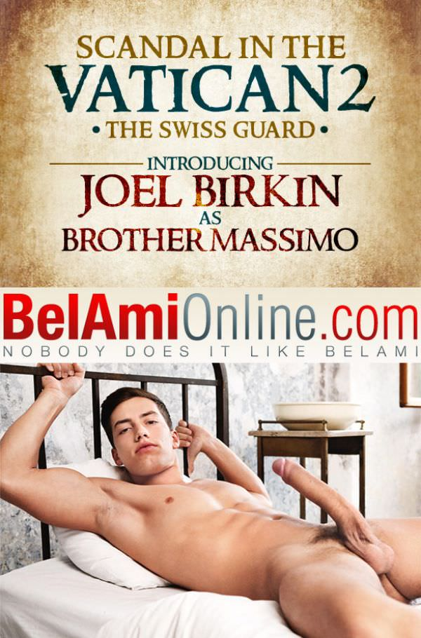 BelAmiOnline Scandal in the Vatican 2 The Swiss Guard Episode 1 Morning Devotions Joel Birkin