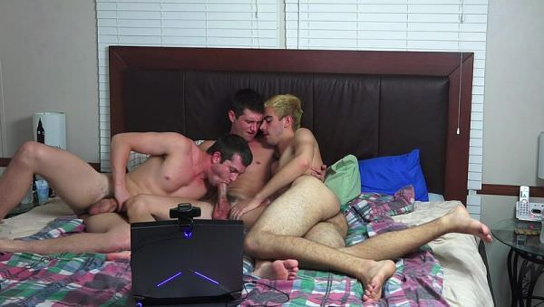 ColbyKnox Colby Chambers, Mickey Knox Sammy Sparx
