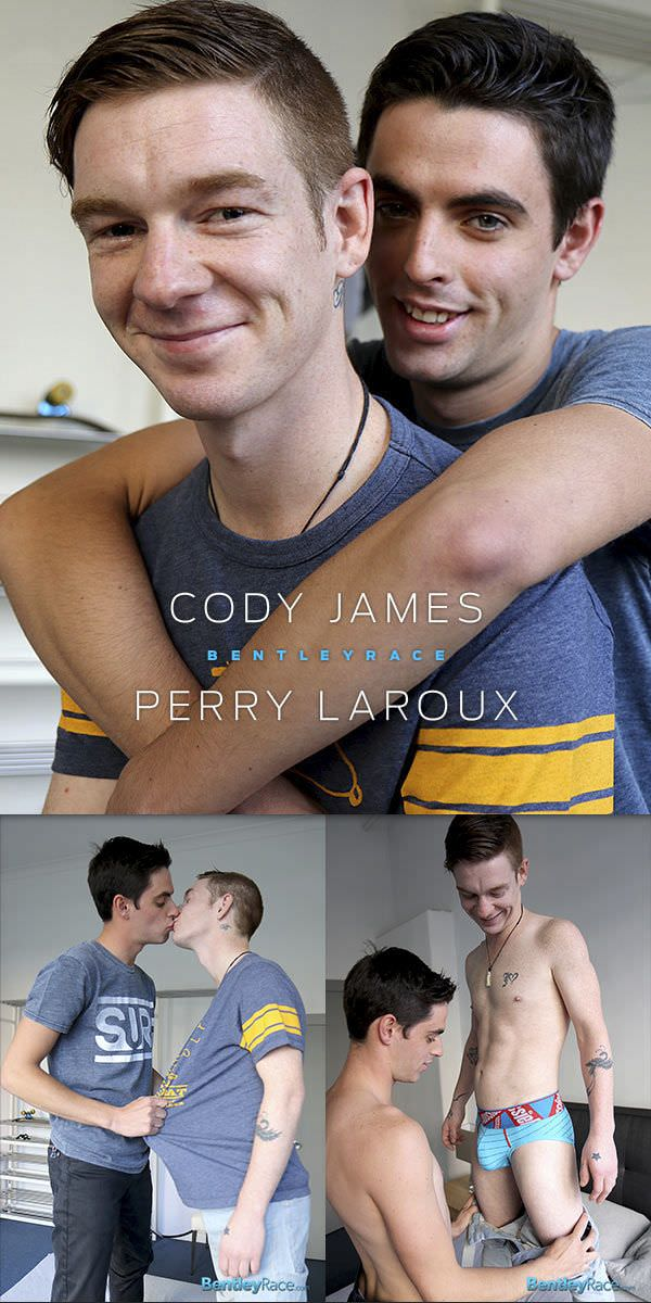 BentleyRace Hooking up Cody James with French hottie Perry Laroux