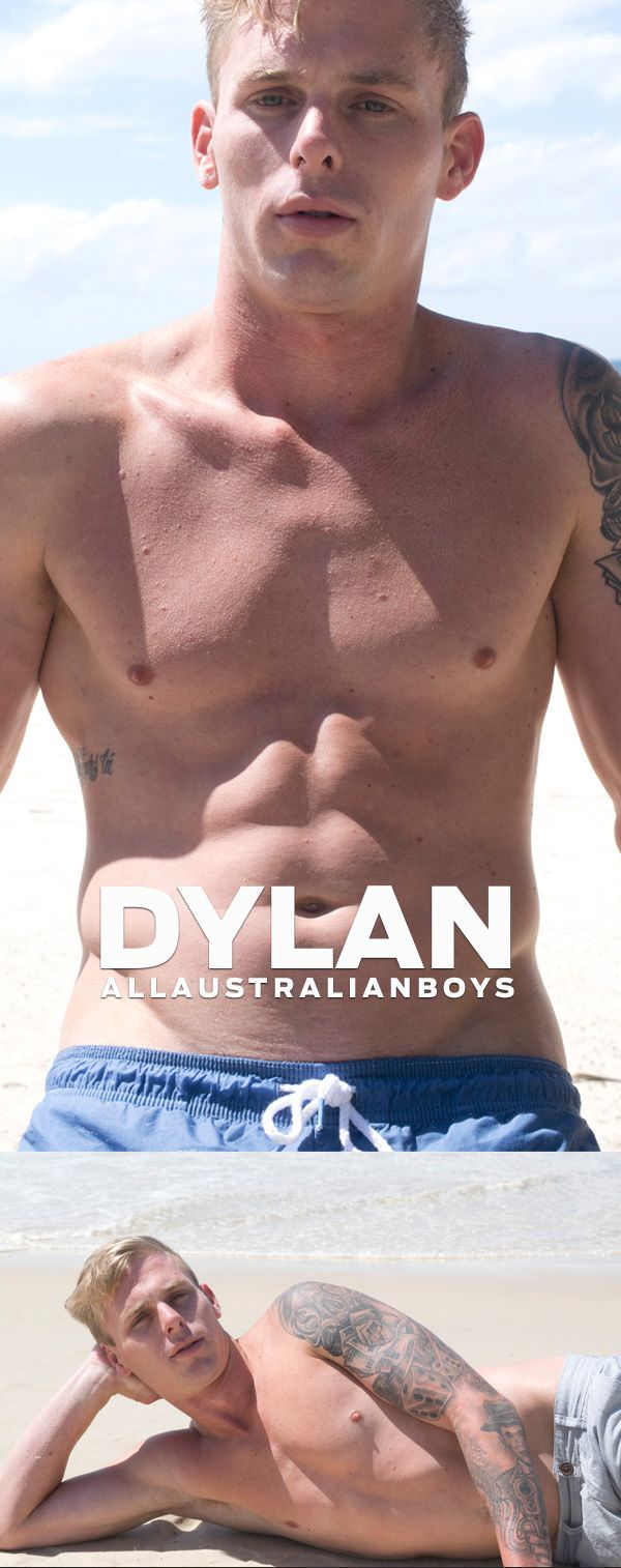 AllAustralianBoys Dylan Solo