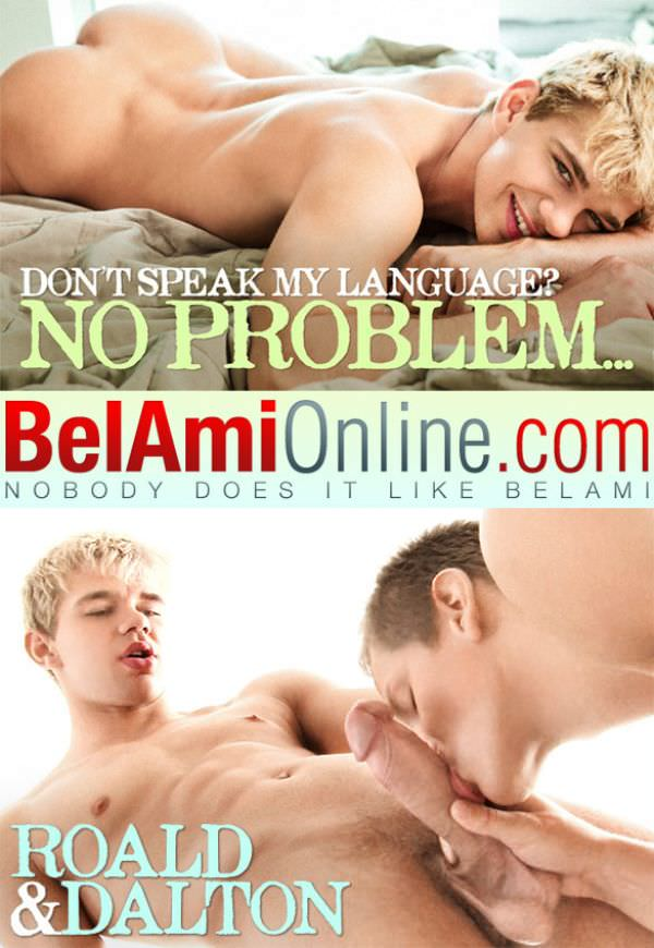 BelAmiOnline Don't speak my language? No problem… Dalton Briggs Roald Ekberg