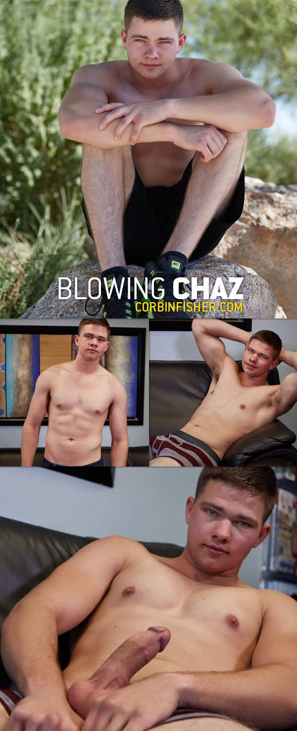 CorbinFisher Blowing Chaz