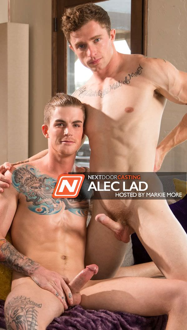 NextDoorCasting Buddies Audition Alec Lad with Markie More