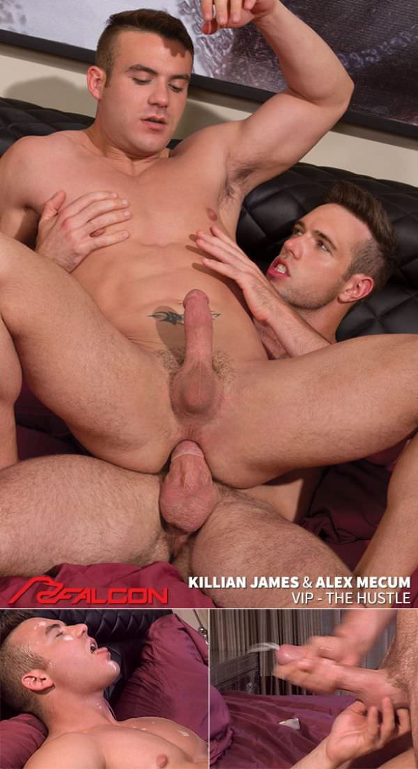 FalconStudios VIP - The Hustle Alex Mecum fucks Killian James