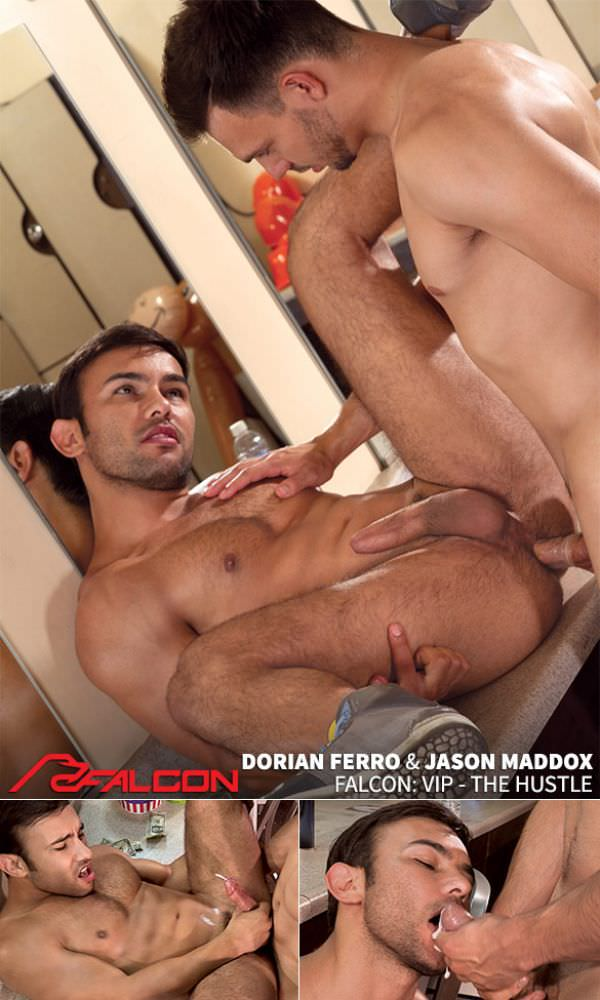 FalconStudios VIP The Hustle Scene 3 Dorian Ferro Jason Maddox
