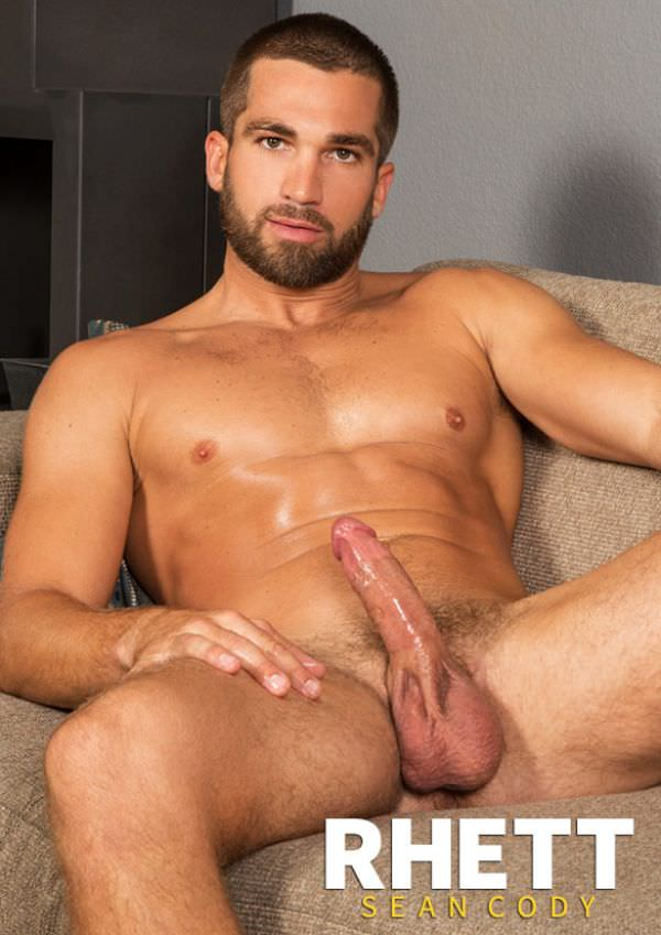 SeanCody Rhett busts a nut