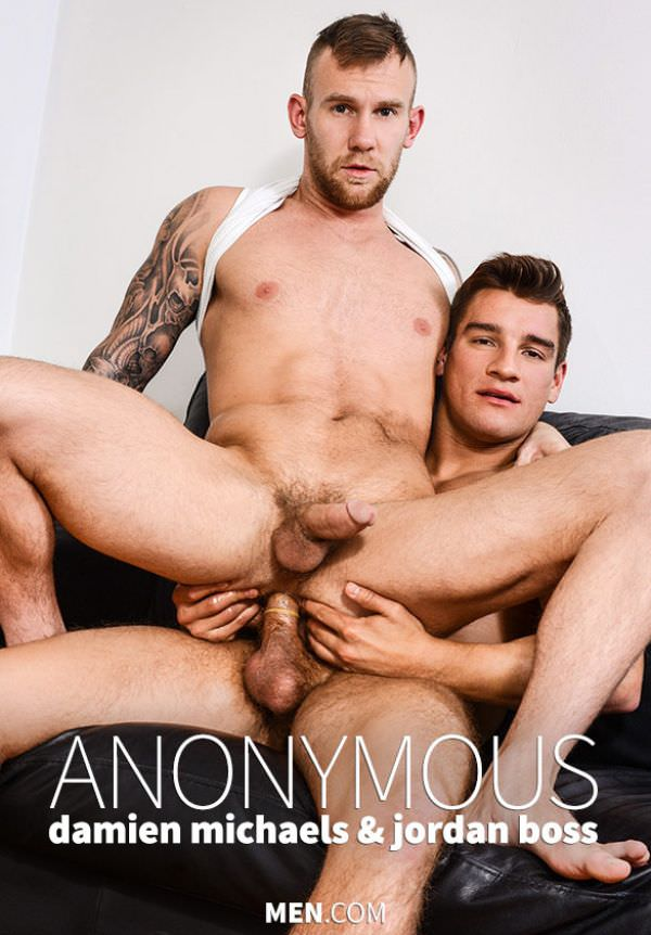 Drill My Hole Anonymous Damien Michaels Jordan Boss Men.com
