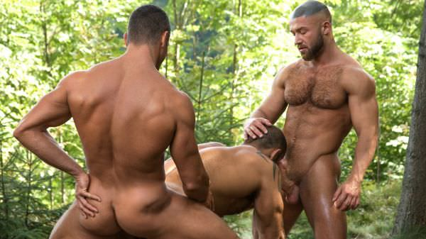 TitanMen Breathless Alex Baresi Don Camillo Francois Sagat