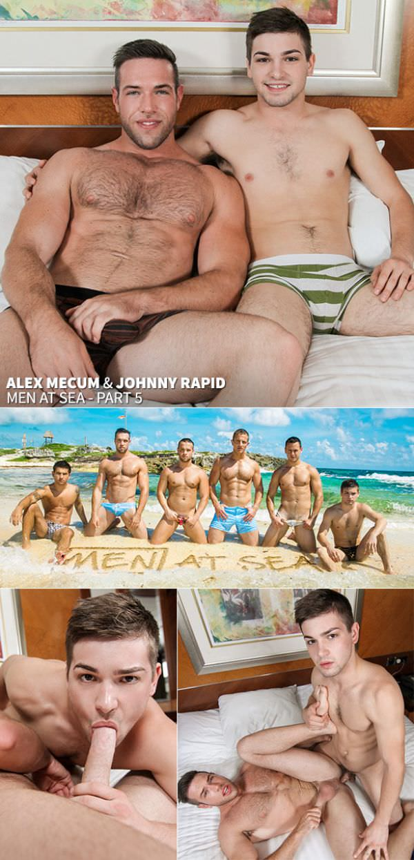 Gods Of Men Men At Sea Part 5 Alex Mecum Johnny rapid