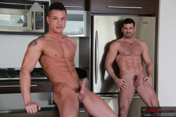 MenPOV Muscle Heaven Rex Cameron Billy Santoro