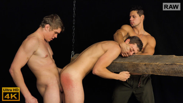 Str8hell Patrik, Laco, Libor & Ivan, Part 2 RAW DUTY BOUND