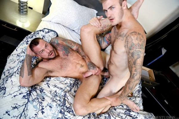 ExtraBigDicks More Than He Bargained For Sean Duran Christian Wilde