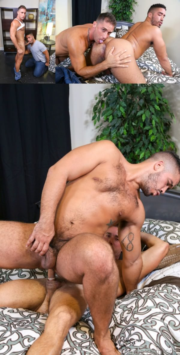 MenOver30 When Top Needs A Pounding, Part 1 Trey Turner Armando De Armas