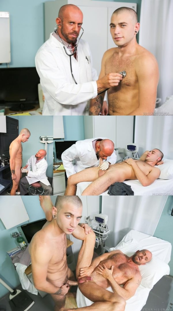 ExtraBigDicks Turned On By My Doctor Alexander Greene Matt Stevens