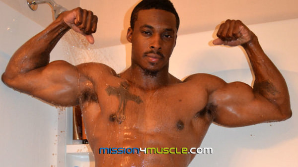 Mission4muscle Mr. Twayne Shower Muscle