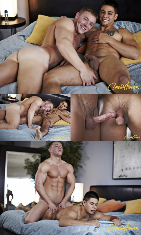 CorbinFisher Blindsided By Marc Bareback