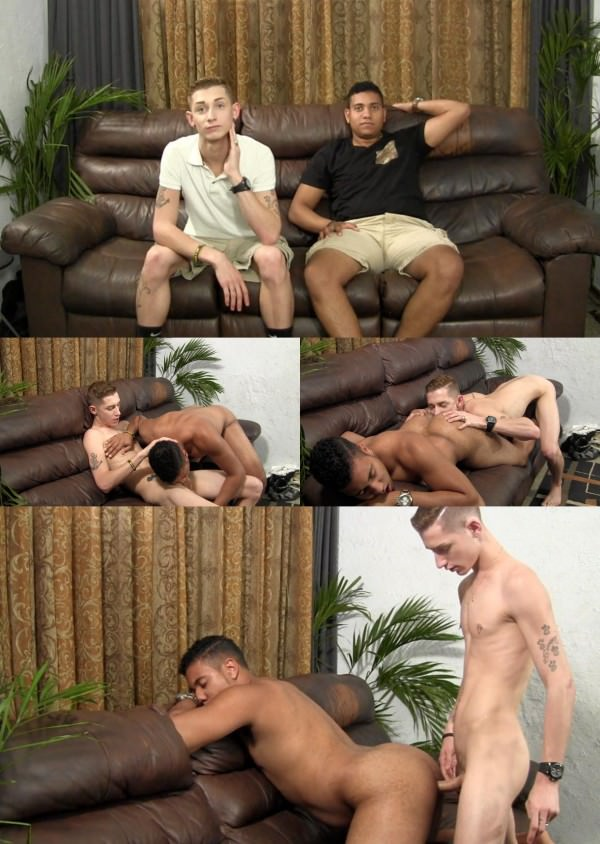 StraightFraternity BB Boi 2 Scrappy & Joey Bareback