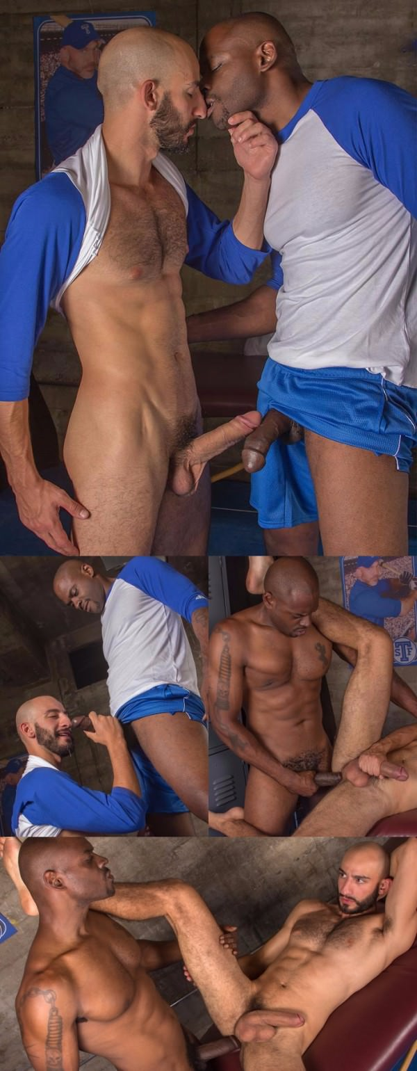TitanMen OUT! Diesel Washington Eric Nero