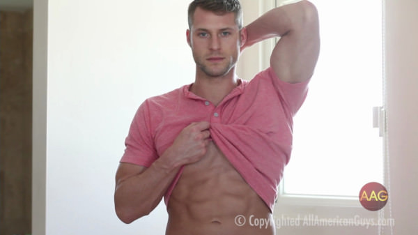 AllAmericanGuys Ryan T Newcomer Sexy Footage