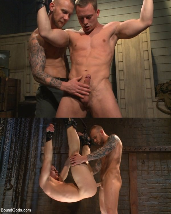 BoundGods Damien Michaels Tommy Regan