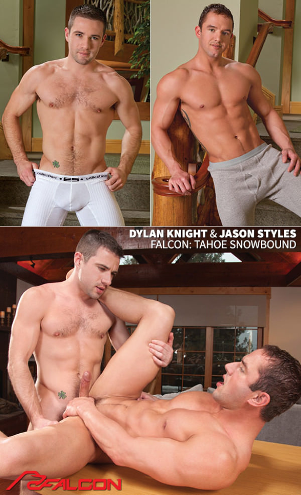 FalconStudios Tahoe Snowbound Dylan Knight Jason Styles