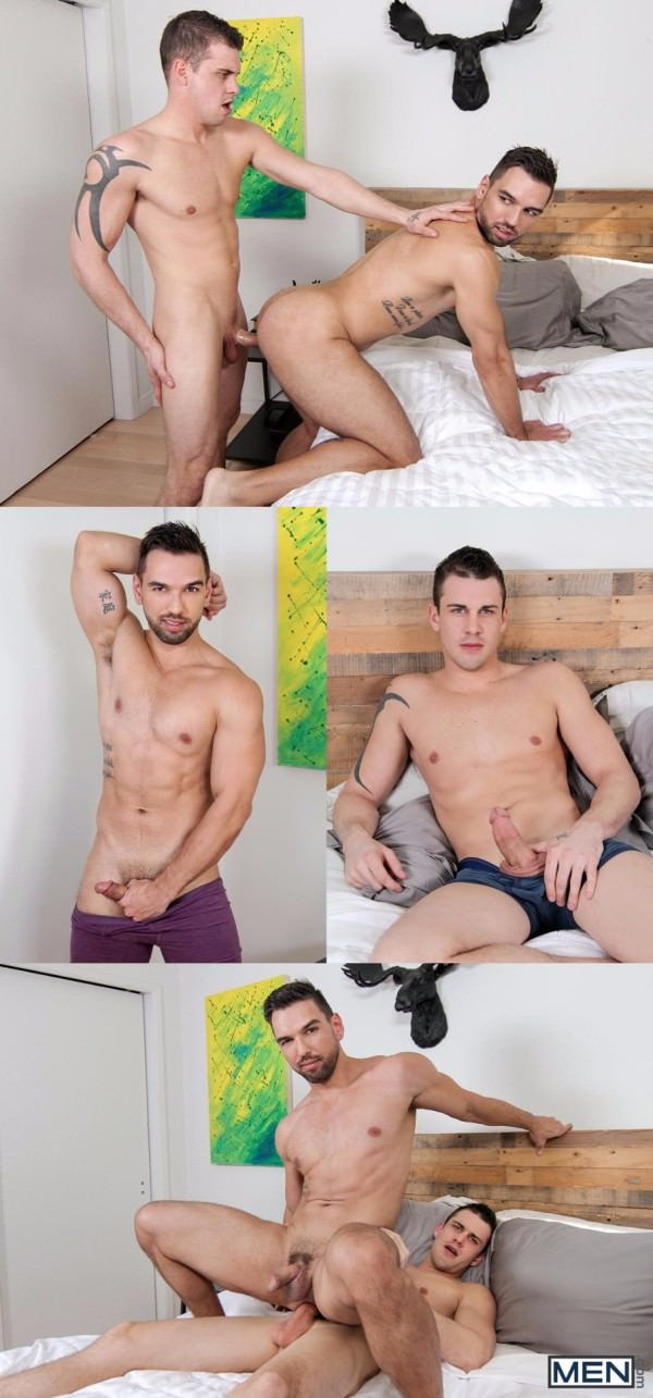 Str8 to Gay Ride Part 1 Darin Silvers Lucky Daniels Men.com