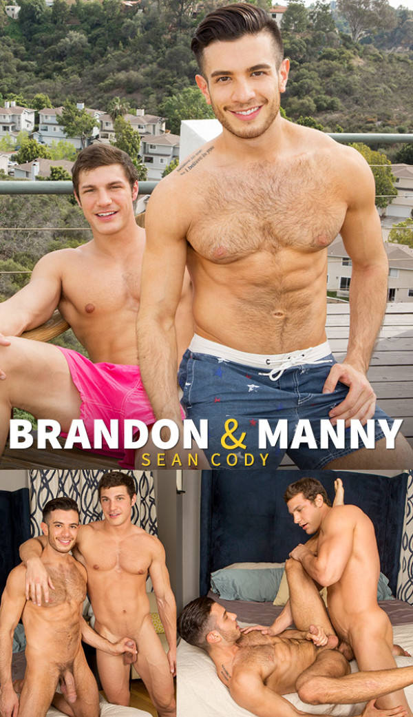 brandon and manny