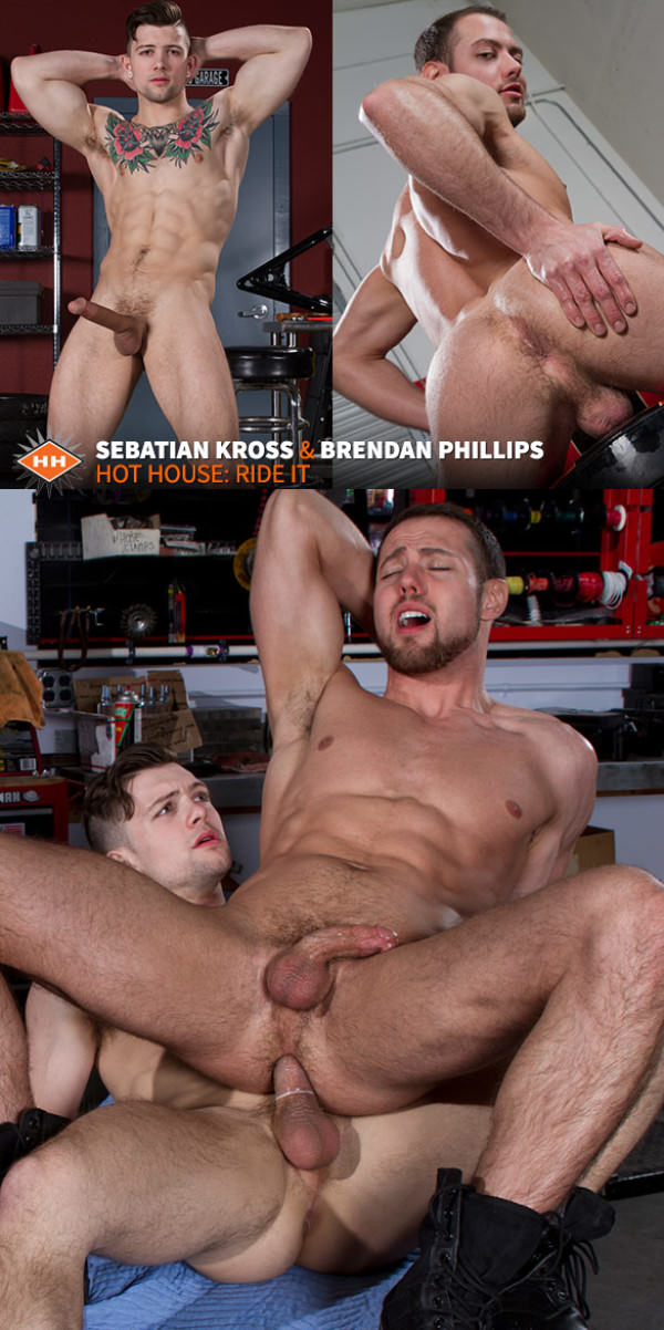 HotHouse Ride It Sebastian Kross Brendan Phillips