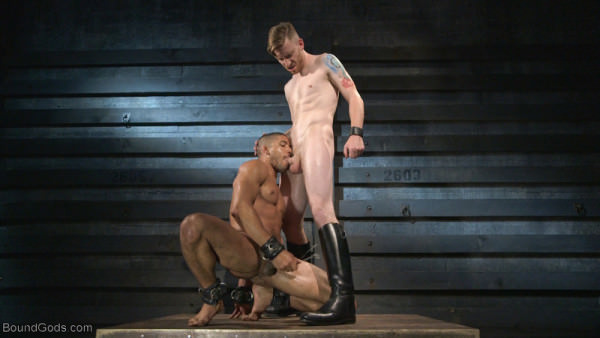 BoundGods Sebastian Keys Mike Maverick