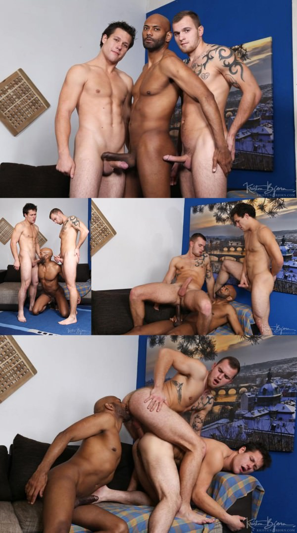 KristenBjorn Strangers in Prague 3, sc. 3 William Bravo, Alex Stan Lorenc Byro Bareback