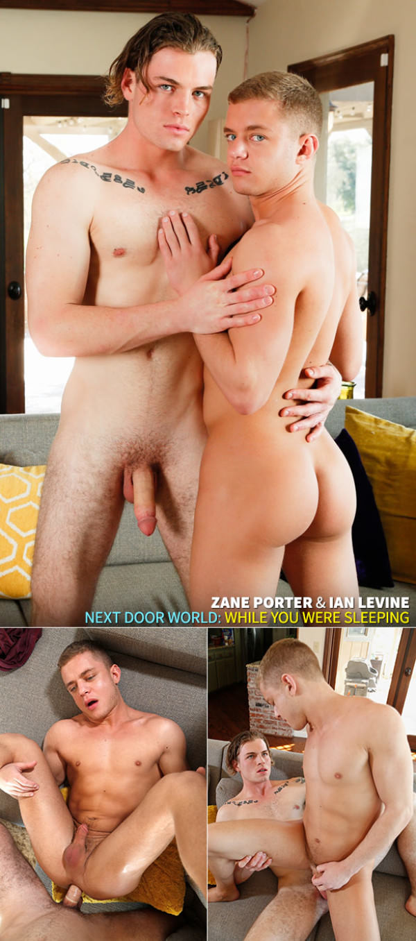 NextDoorBuddies While You Were Sleeping Ian Levine Zane Porter