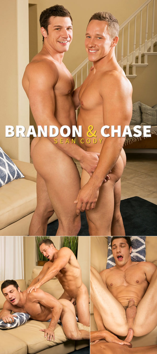 SeanCody Brandon gets fucked raw by Chase
