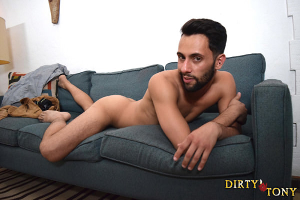 DirtyTony Casting Couch Chance Summerlin Solo