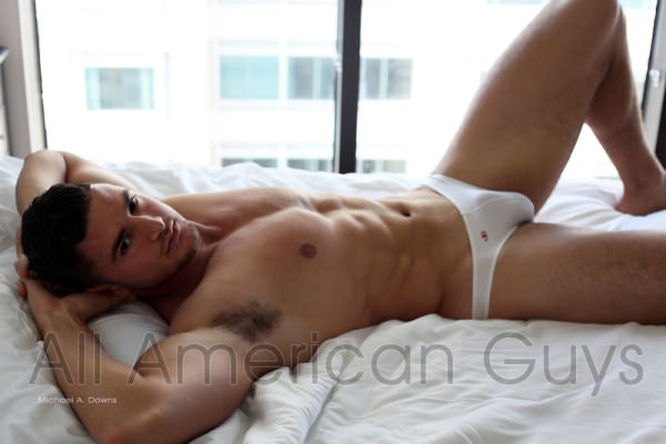 AllAmericanGuys Footage of Ryan H. for Masculine
