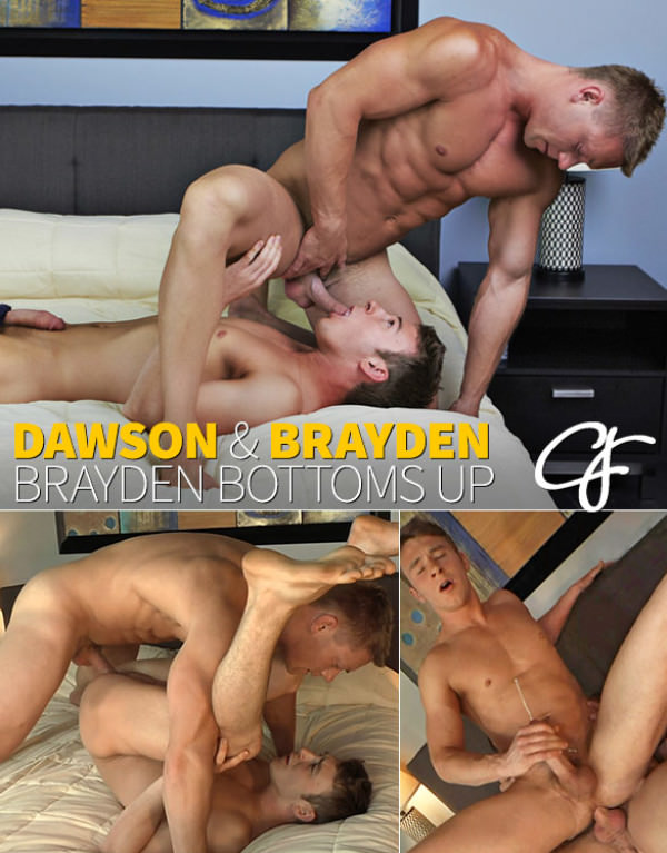 CorbinFisher Dawson bangs Brayden raw