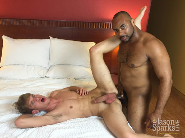 JasonSparksLive Ray Diesel & Zack Grayson BAREBACK in Houston
