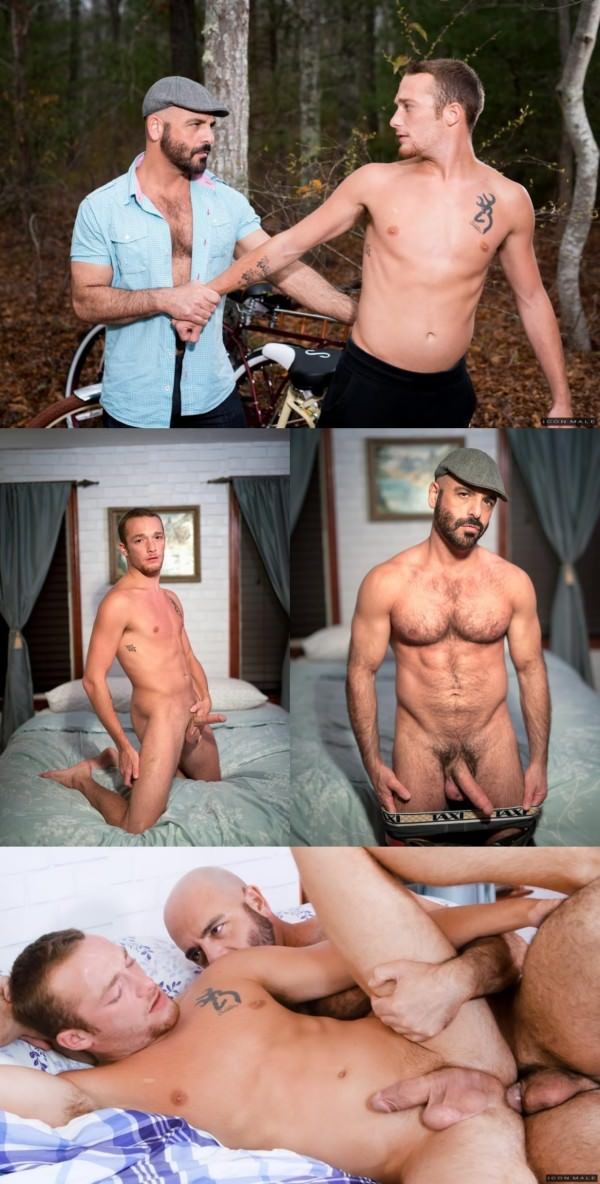 IconMale Fuck Me Daddy Style Adam Russo Derek Reed