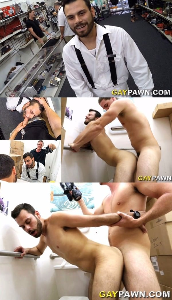 GayPawn Sucking Dick And Getting Fucked!