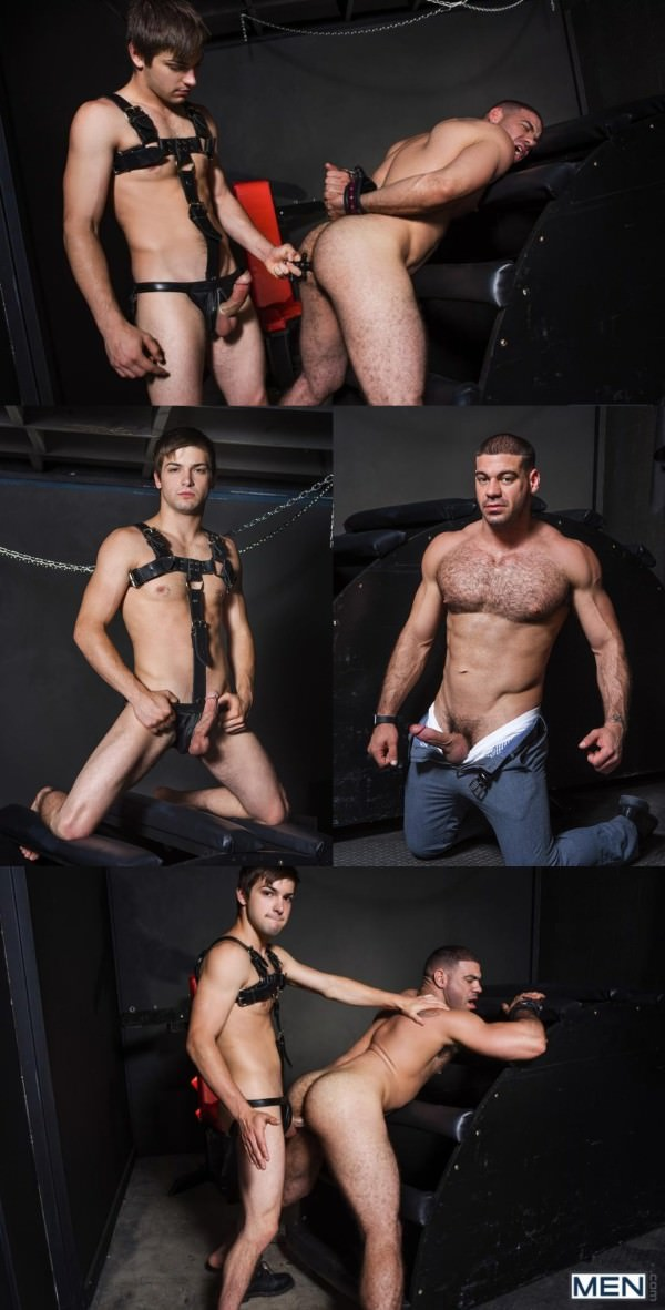 Drill My Hole Twink Master, Part 1 Johnny Rapid Ricky Larkin Men.com