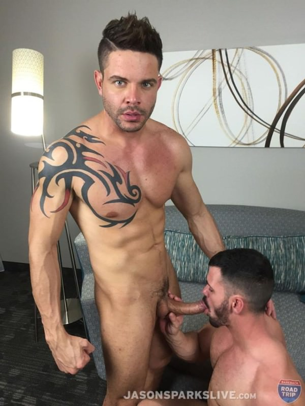 JasonSparksLive Sean Pierce Brogan Reed ORAL in Biloxi