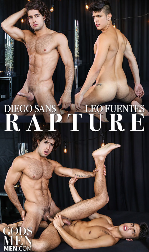 GodsofMen Rapture Diego Sans pounds Leo Fuentes Men.com