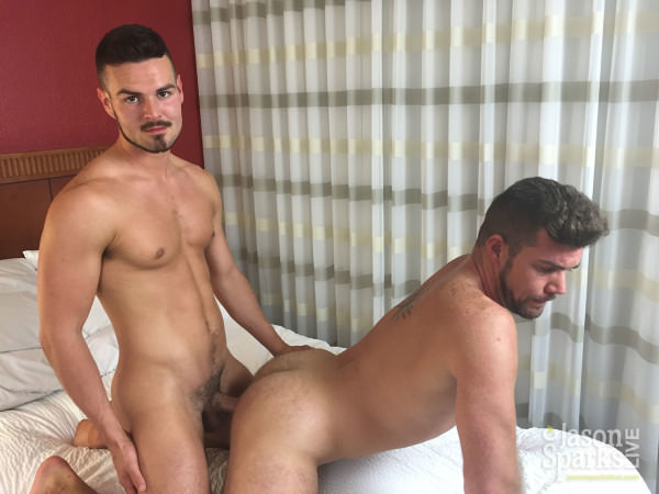 JasonSparksLive Christian Pierce Kyle Steele BAREBACK In Tampa